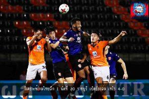 วิเคราะห์เกมไทยลีก 1 นัดที่ 20 ราชบุรี เปิดรังถล่ม เทโร 4-0 - sportintrends